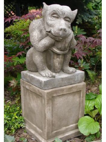 Sword Gargoyle by Fiona jane Scott / Devonshire Statuary DSL